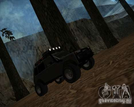 ВАЗ 2131 Нива 5Д OffRoad для GTA San Andreas