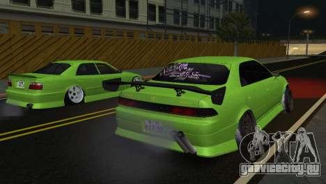 Toyota Mark II Tourer_V для GTA San Andreas