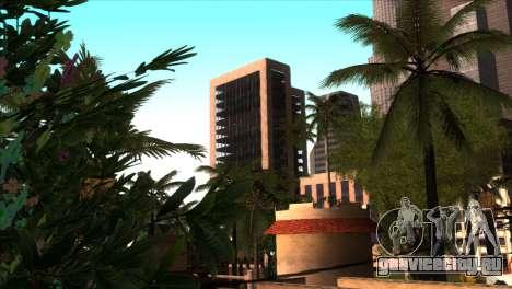 ENBSeries для слабых PC v5 для GTA San Andreas второй скриншот
