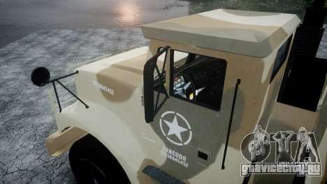 GTA 5 Barracks v2 для GTA 4 вид изнутри