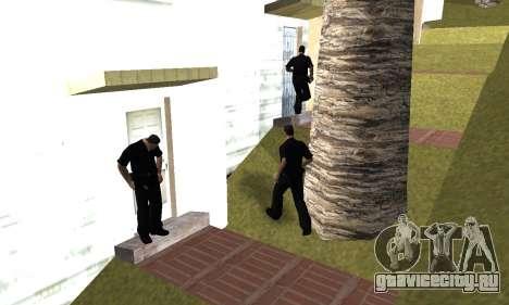 BeautifulDark ENB для GTA San Andreas седьмой скриншот