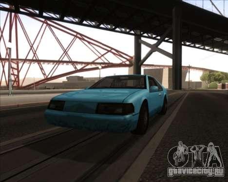 ENB v3.2.3 для GTA San Andreas шестой скриншот