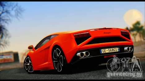 ENB Ximov V4.0 для GTA San Andreas четвёртый скриншот