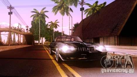 None Name ENB v1.0 для GTA San Andreas третий скриншот