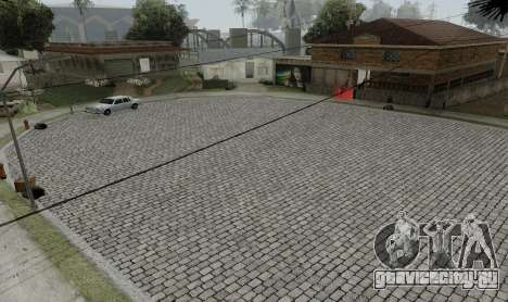 HQ Roads by Marty McFly для GTA San Andreas шестой скриншот