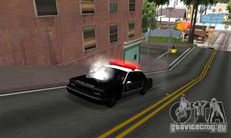 BeautifulDark ENB для GTA San Andreas четвёртый скриншот