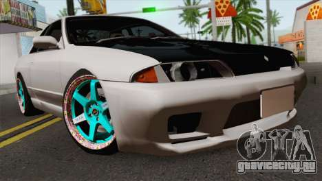 Nissan Skyline R32 Drift JDM для GTA San Andreas