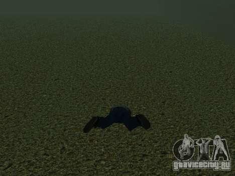 New Particle v0.9 Final для GTA San Andreas четвёртый скриншот