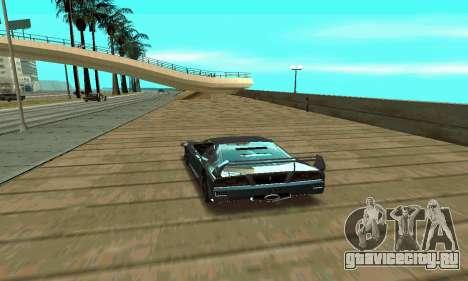 ENB Series Colorful for Low PC для GTA San Andreas третий скриншот