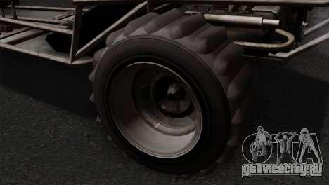 GTA 5 Dune Buggy IVF для GTA San Andreas вид справа