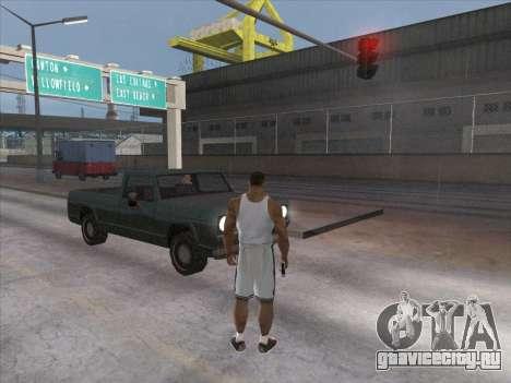Русские в Торговом Квартале для GTA San Andreas шестой скриншот