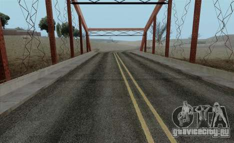 HQ Roads by Marty McFly для GTA San Andreas второй скриншот