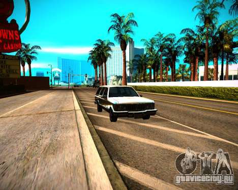ENB GreenSeries для GTA San Andreas шестой скриншот