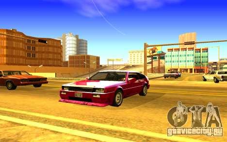 Colorful ENBSeries для GTA San Andreas