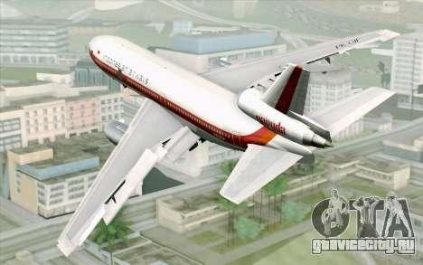 DC-10-30 Garuda Indonesia Sulawesi для GTA San Andreas