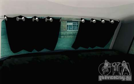 ВАЗ 21011 Бродяга для GTA San Andreas вид сзади