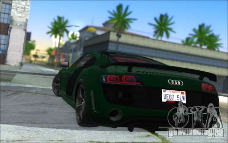 Realistic ENB V1 для GTA San Andreas шестой скриншот