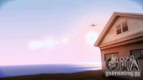 Lenoxx ENB для GTA San Andreas второй скриншот