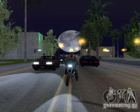 ENB for SAMP by MAKET для GTA San Andreas пятый скриншот