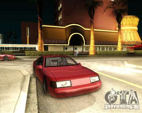 ENB v3.2.3 для GTA San Andreas