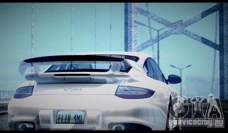 Smooth Realistic Graphics ENB 4.0 для GTA San Andreas третий скриншот