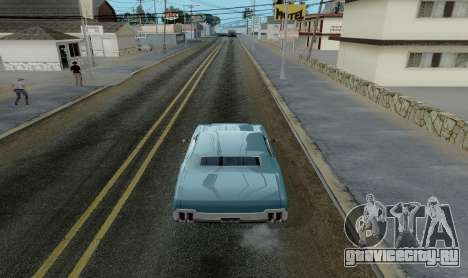 HQ Roads by Marty McFly для GTA San Andreas третий скриншот
