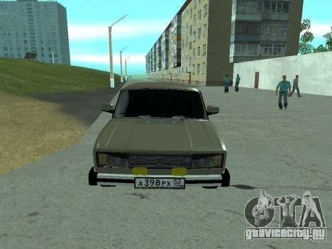 ВАЗ 2105 Жигули для GTA San Andreas
