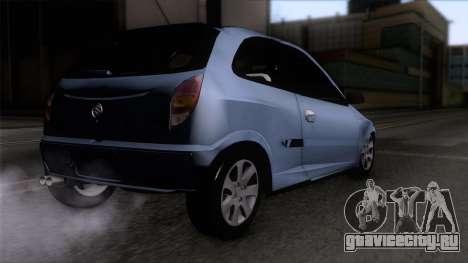 Suzuki Fun для GTA San Andreas вид слева