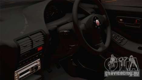 Honda Integra Type R 2000 для GTA San Andreas вид справа