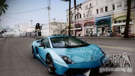 PhotoRealistic 2.0 Low settings для GTA San Andreas третий скриншот