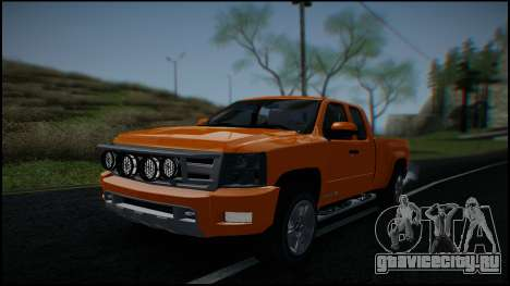 Chevrolet Silverado 1500 HD Stock для GTA San Andreas