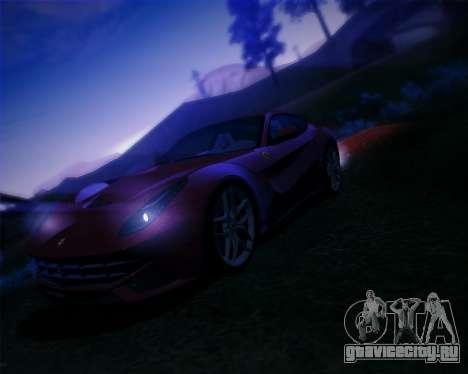 iNFINITY ENB для GTA San Andreas третий скриншот