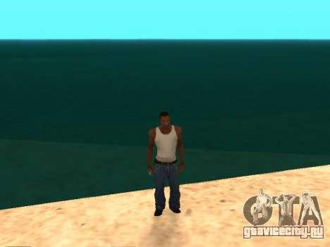 New Particle v0.9 Final для GTA San Andreas второй скриншот