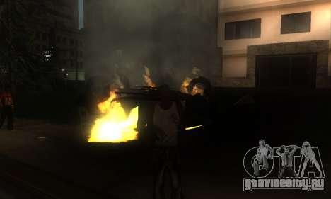 ENB для средних ПК для GTA San Andreas восьмой скриншот