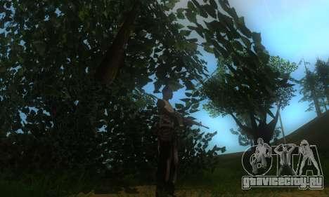 ENB для средних ПК для GTA San Andreas девятый скриншот