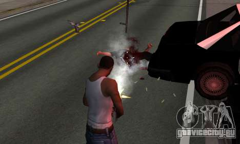 BeautifulDark ENB для GTA San Andreas пятый скриншот