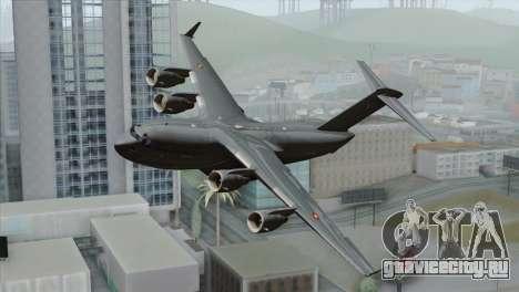 C-17A Globemaster III QAF для GTA San Andreas
