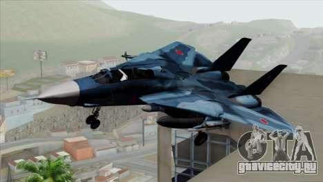 F-14 Japan Air Self Defense Force для GTA San Andreas