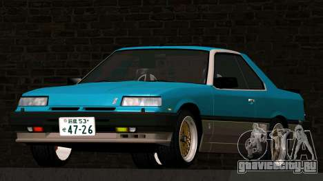 Nissan Skyline 2000 Turbo Intercooler RS-X kouki для GTA San Andreas