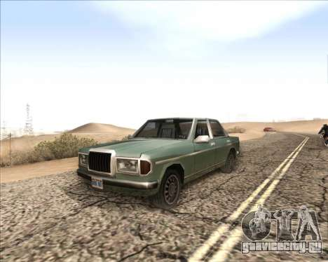 ENB v3.2.3 для GTA San Andreas четвёртый скриншот