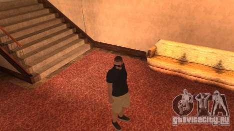 New Zero для GTA San Andreas второй скриншот