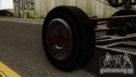 GTA 5 Space Docker для GTA San Andreas вид сзади слева