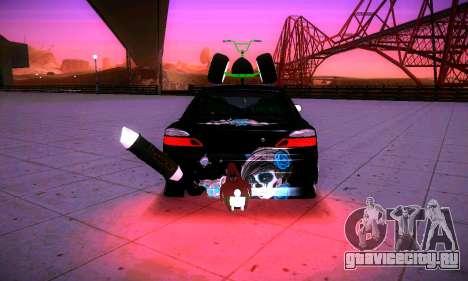ANCG ENB v2 для GTA San Andreas одинадцатый скриншот