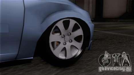 Suzuki Fun для GTA San Andreas вид сзади слева