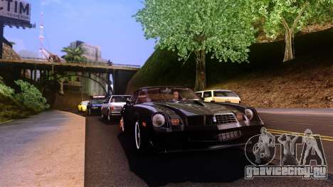 None Name ENB v1.0 для GTA San Andreas