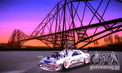 ANCG ENB v2 для GTA San Andreas девятый скриншот