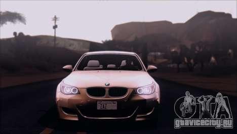 Strong ENB для GTA San Andreas четвёртый скриншот