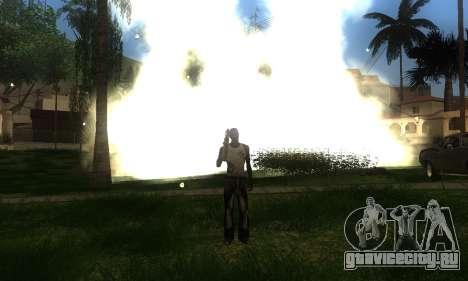 ENB для средних ПК для GTA San Andreas шестой скриншот