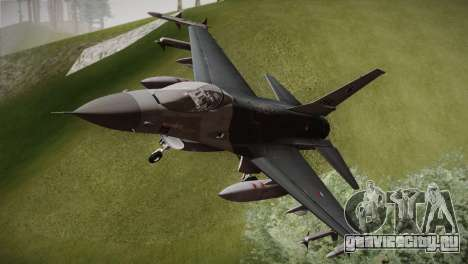F-16 Fighting Falcon RNLAF для GTA San Andreas