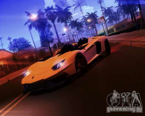 iNFINITY ENB для GTA San Andreas седьмой скриншот
